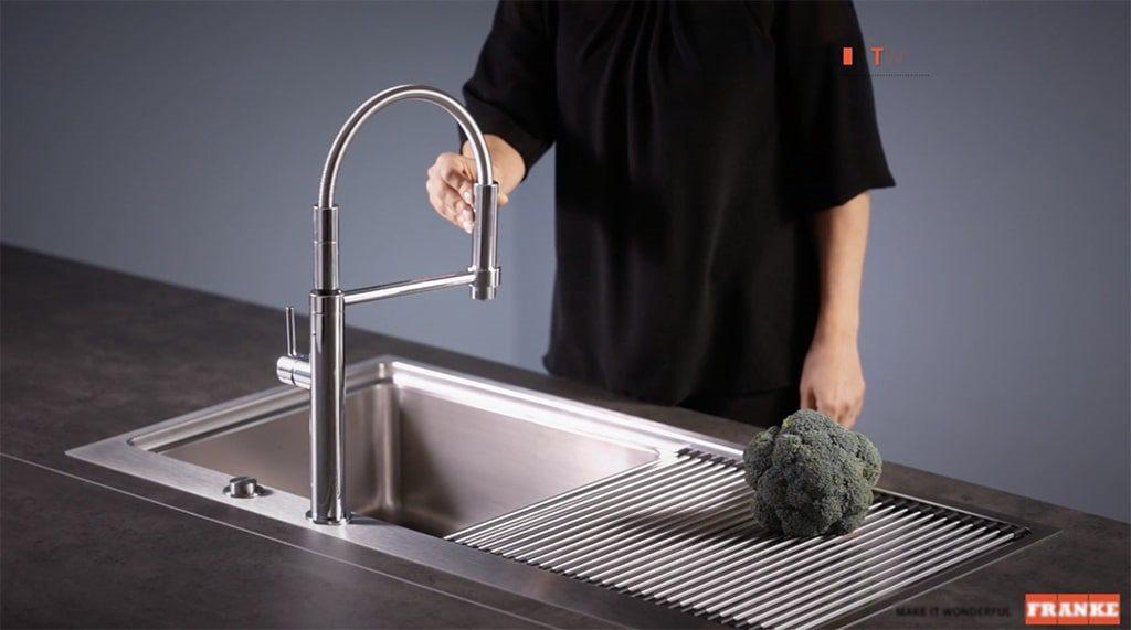 kitchen faucet luxury